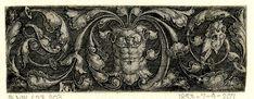 Оригинал взят у marinni в Heinrich Aldegrever (1501-1502 - 1555-61). Гротескные орнаменты Генрих Альдегревер или Альдеграф, называемый также Альбертом Вестфальским (англ. Heinrich Aldegrever;…