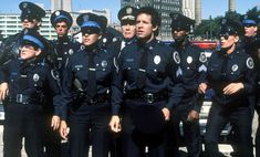 Steve Guttenberg assures fans that, 24 years after the previous installment of the comedy franchise, a new Police Academy movie is in the works. Steve Guttenberg, Movies 2019, Hd Movies, Movies Online, Movies And Tv Shows, Police Academy Movie, Ralph Macchio, Michael Keaton, Domingo