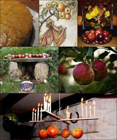 Allantide (Cornish: Kalan Gwav, meaning first day of winter, or Nos Kalan Gwav…