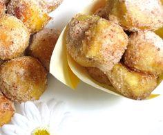 Rezept Cinnamon Bites - Bretzelhappen mit Zimt und Zucker von rezeptemitherz - Rezept der Kategorie Backen süß