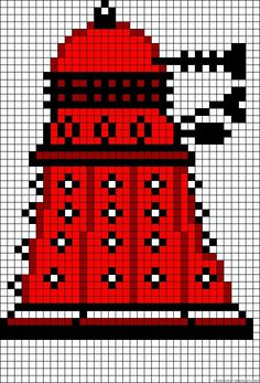 free cross stitch charts and patterns doctor who Geek Cross Stitch, Free Cross Stitch Charts, Cross Stitch Designs, Cross Stitch Patterns, Cross Stitching, Cross Stitch Embroidery, Embroidery Patterns, Doctor Who Crochet, Pixel Art
