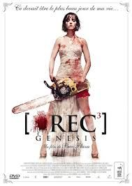 Rec 3 great movie but it sucks it isn't in English so you have to read subtitles.