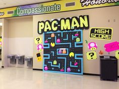 Trendy Birthday Games For Men Pac Man Ideas 80s Party Decorations, Dance Decorations, Dance Themes, Party Themes, Party Ideas, 90 Party, Pac Man Party, Neon Party, 80s Birthday Parties