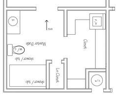 Best Bathroom Design Floor Plans On Free 10X14 Master Bath 640 x 480