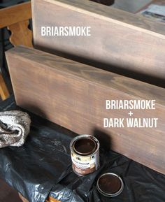 Briarsmoke Wood Stain Comparison wood projects projects diy projects for beginners projects ideas projects plans Learn Woodworking, Easy Woodworking Projects, Popular Woodworking, Woodworking Furniture, Diy Furniture, Woodworking Plans, Woodworking Patterns, Woodworking Magazine, Woodworking Workshop