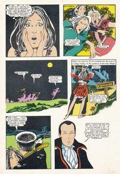 David Matysiak. Out Of This World: British Girls' Comics: Diana Annual 1975 - The Man in Black