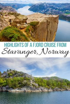 Highlights of a fjord cruise from Stavanger, Norway including famous Pulpit Rock!