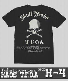 jual kaos crows zero online murah TFOA (H 4)