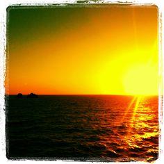 Paros - sunset