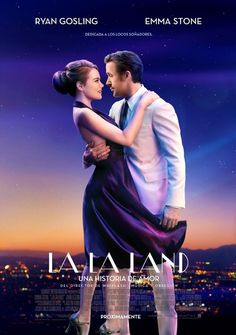 High resolution official theatrical movie poster ( of for La La Land Image dimensions: 1443 x Directed by Damien Chazelle. Starring Ryan Gosling, Emma Stone, Sandra Rosko, J. Ryan Gosling, Iconic Movies, Great Movies, Love Movie, Movie Tv, Movies Showing, Movies And Tv Shows, Film Musical, Damien Chazelle