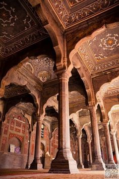 Badshahi Mosque, #Lahore,  fifth largest mosque in the world