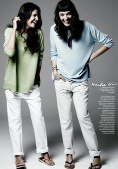 awesome Elle Brasil | Editorial de Moda Maio 2013 | Thairine Garcia, Lea T. e muito mais por Bob Wolfenson