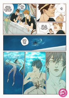 The Specific Heat Capacity of Love [Moss and Old Xian] - 21