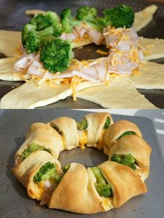 Crescent Roll Recipe Chicken Broccoli and Pillsbury Crescent Rolls Recipes - Crescent Roll Ideas for Entrees, Snacks, Appetizers, Desserts and More on Frugal Coupon Living.