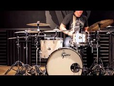 Opening your first Gretsch USA Custom - Mike Johnston. Whoa...Love this..
