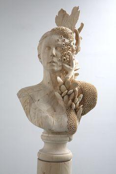 Sculptures by Morgan Herrin