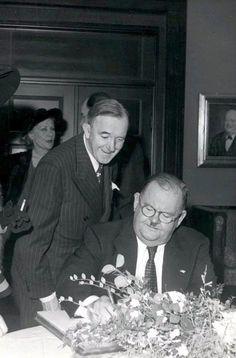 Copenhagen, 1947.