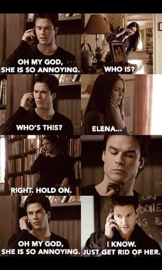 Haha Mean Girls meets Vampire Diaries awesome!