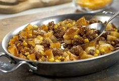 10 Easy Ground Venison Recipes - Picture is Cowboy Deer Chili. Ground Venison Recipes, Deer Meat Recipes Ground, Ground Meat, Ground Turkey, Oh Deer, Cooking Recipes, Game Recipes, Sausage Recipes, Yummy Recipes