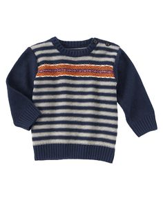 Striped Sweater --- 2T or 3T
