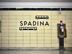 Spadina Toronto Canada, Landline Phone, Ontario