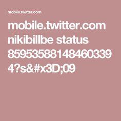 mobile.twitter.com nikibillbe status 859535881484603394?s=09