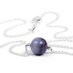 Our new partner company Victorious Bee have designed a 'necklaces with meanings' collection for when you just can't find the right words to say what you want.  Great idea! This Botswana Agate is Amanda's favourite £30