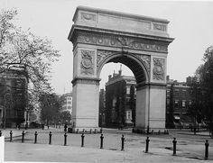 arch - washington square nyc - stanford white