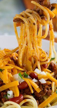 ... Cincinnati Chili on Pinterest   Skyline Chili, Chili and Chili Recipes