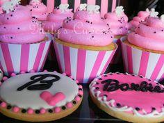 Ooooooh!!!!! A Barbie Themed Party for my little girl!!!