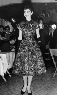 The impeccable fashion icon of her time, Audrey Hepburn