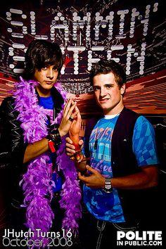 Josh's 16th Birthday<3 Avan Jogia!!!