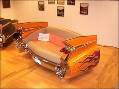 furniture made from car parts | Welcome to My Blog: Furniture Made from Car Parts
