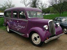 """Autocar Citroën U23, 1948 - Oldiesfan67 """"Mon blog auto"""""""