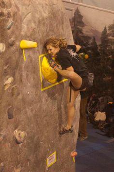 Gladiator Finals The Spot Gym Heelhook Mantle | #rock #urban #climbing #techniques