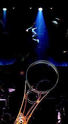 Zarkana™ by Cirque du Soleil® at ARIA Resort & Casino