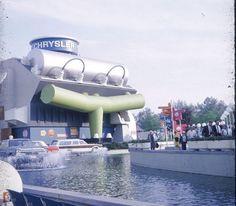 Chrysler Pavilion, 1964 Worlds Fair New York