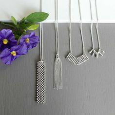 colliers femmes argent 925 - Natasha R bijoux - #maman #fetedesmeres #bijouxcreateur #bijouxargent #bijouxfantaisies #cadeau
