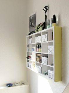 Setzkasten, Schmuckkasten, Schmuckkommode, DIY, Upcycling, Recycling, Weiß, Selbermachen, Crafting, Basteln