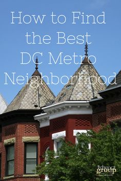 Metro DC Area Neighborhoods Served By The Estridge Group The Best, The Neighbourhood, Group, House, Haus, Homes, The Neighborhood
