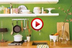 Best Tips To Get Your Kitchen Organized Video #cooking, #kitchen, #food, #pinsland, #howto, https://apps.facebook.com/yangutu