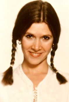 Carrie Fisher, 70s