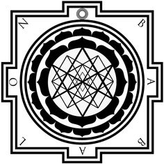 He who knows others is wise; he who knows himself is enlightened Shri Yantra, Symbolic Art, Aleister Crowley, Sacred Art, Sacred Geometry, Occult, Mystic, Alphabet, Mandala