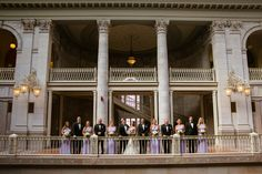 Christine and Brian's Classically Elegant Wedding at The Society Room of Hartford