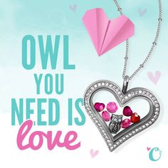 One of my favorite Origami Owl Lockets...this beautiful heart.  To start creating your very own love story just click on the photo to access my on-line website.