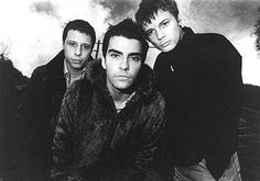 Stereophonics- Kelly, Rich, and Stuart (RIP, Mr. Cable)