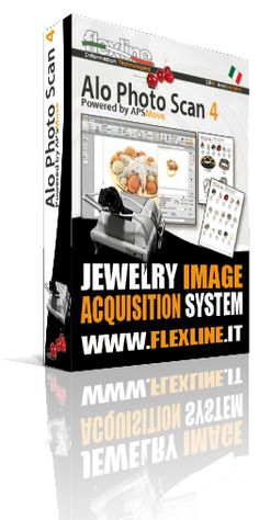 Alo Photo Scan - Jewelry Image Acquisition System. Allows anyone to create jewelry packshots in seconds. Jewelry photography made easy! www.flexlinetech.com