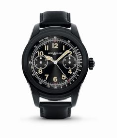 Montblanc Summit Collection: The First Smartwatches from Richemont