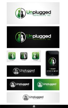 Create the next logo for Unplugged Instruments Inc. by danytzili