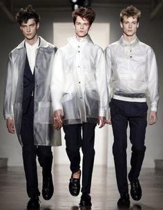 Matthew Bell & Yulian Antukh &  Tommaso de Benedictis /Patrick Ervell Spring/Summer 2015 /New York Fashion Week
